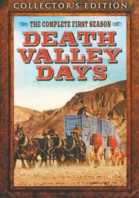 Death Valley Days (1952) plakat
