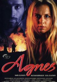 Agnes (1995) plakat