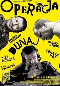 Operacja Dunaj (2009) plakat