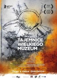 Tajemnice wielkiego muzeum (2014) plakat