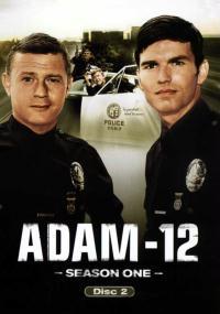 Adam-12 (1968) plakat