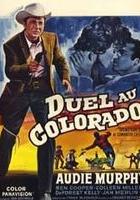 Strzelanina w Comanche Creek (1963) plakat
