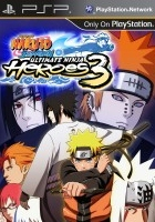 Naruto Shippuden: Ultimate Ninja Heroes 3 (2009) plakat