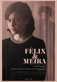 Feliks i Meira (2014) plakat