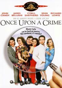 Była sobie zbrodnia (1992) plakat