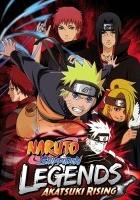 Naruto Shippuden: Legends: Akatsuki Rising (2009) plakat