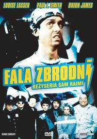 Fala zbrodni (1985) plakat