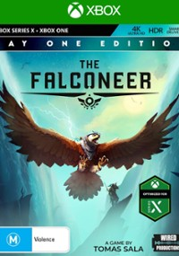 The Falconeer (2020) plakat