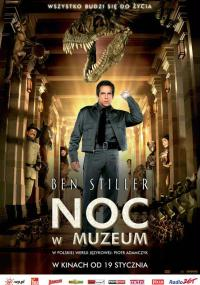 Noc w muzeum (2006) plakat