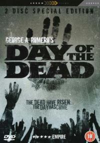 Dzień żywych trupów (1985) plakat