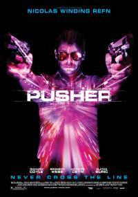 Pusher (2012) plakat