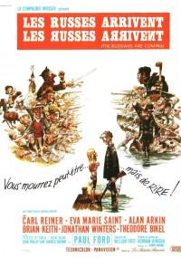 Rosjanie nadchodzą (1966) plakat