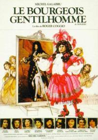 Le Bourgeois gentilhomme (1982) plakat