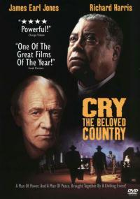 Płacz, ukochany kraju (1995) plakat