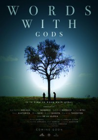 Words with Gods (2014) plakat