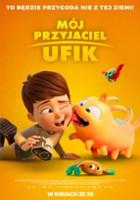 plakat - Mój przyjaciel Ufik (2019)