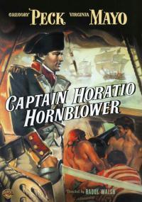 Kapitan Hornblower (1951) plakat