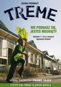 Treme (2010) plakat