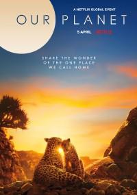 Nasza planeta (2019) plakat