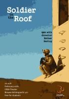 Żołnierz na dachu