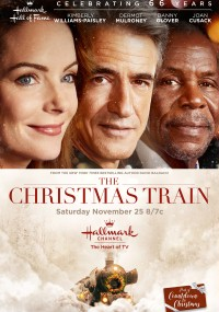 The Christmas Train (2017) plakat