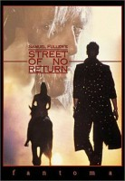 plakat - Ulica bez powrotu (1989)