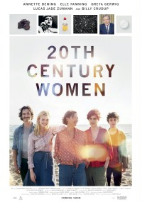 Kobiety i XX wiek (2016) plakat