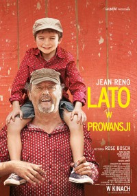 Lato w Prowansji (2014) plakat