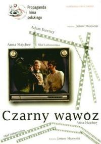 Czarny wąwóz (1989) plakat
