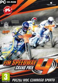 FIM Speedway Grand Prix 4 (2011) plakat