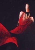 """Carmen Habanera z """"Carmen-Suity"""" (1995) plakat"""