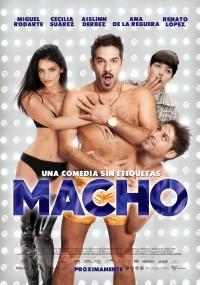 Macho (2016) plakat