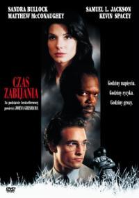 Czas zabijania (1996) plakat