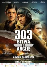 303. Bitwa o Anglię (2018) plakat