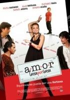 Amor letra por letra (2008) plakat