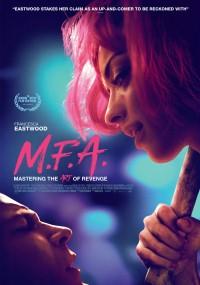 M.F.A. (2017) plakat