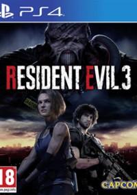 Resident Evil 3 Remake (2020) plakat