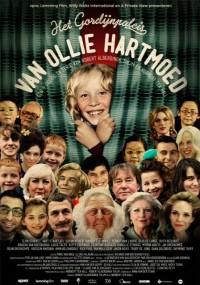 Het gordijnpaleis van Ollie Hartmoed (2011) plakat