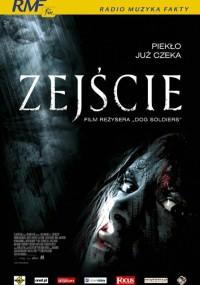 Zejście (2005) plakat