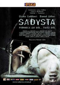 Sadysta (2007) plakat