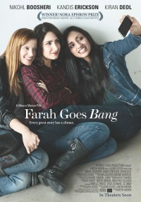 Farah Goes Bang (2013) plakat