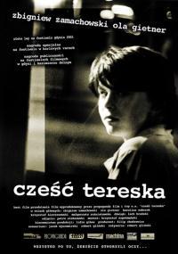 Cześć, Tereska (2001) plakat
