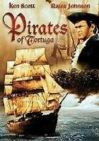 Piraci z Tortugi (1961) plakat