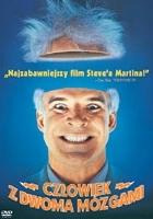 Człowiek z dwoma mózgami (1983) plakat