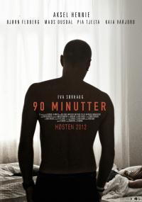 90 minutter (2012) plakat
