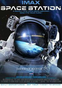 Stacja kosmiczna (IMAX 3D) (2002) plakat