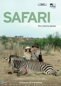 Safari (2016) plakat