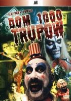 plakat - Dom 1000 trupów (2003)