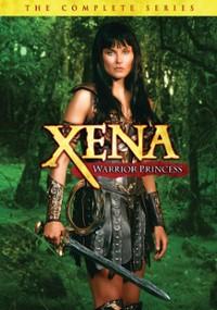 Xena: wojownicza księżniczka (1995) plakat