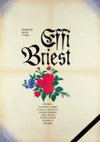 Effi Briest (1970) plakat